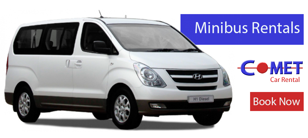 Minibus Rental PE   Do You Need To Rent A Minibus In Port Elizabeth? Comet Car  Hire Offers Short And Long Term Minibus Rental Options In PE.