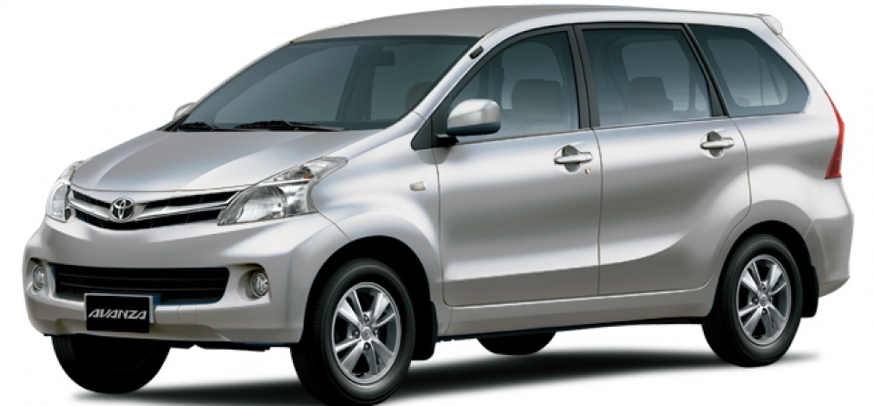 Group I   Toyota Avanza Rental Cape Town And Port Elizabeth