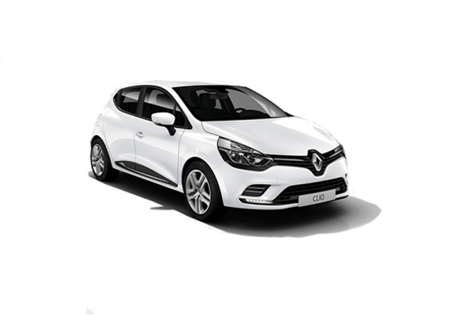 Group B+ - Renault Clio Rental Cape Town and Port Elizabeth