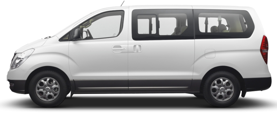 Group E - Hyundai H1 Rental Cape Town | Minibus Hire Cape ...